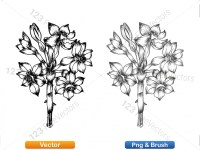 5003053-hand-drawn-sketch-flowers-vector-and-photoshop-brush-pack-06_p009