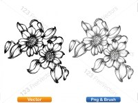 5003054-hand-drawn-sketch-flowers-vector-and-photoshop-brush-pack-07_p002