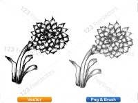5003057-hand-drawn-sketch-flowers-vector-and-photoshop-brush-pack-10_p005