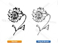 5003057-hand-drawn-sketch-flowers-vector-and-photoshop-brush-pack-10_p009