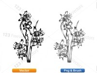 5003057-hand-drawn-sketch-flowers-vector-and-photoshop-brush-pack-10_p014