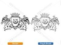 5012010-hand-drawn-sketch-heraldic-coat-of-arms-vector-and-brush-pack-01_p007