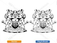 5012011-hand-drawn-sketch-heraldic-coat-of-arms-vector-and-brush-pack-02_p018