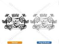 5012012-hand-drawn-sketch-heraldic-coat-of-arms-vector-and-brush-pack-03_p005