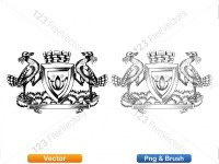 5012012-hand-drawn-sketch-heraldic-coat-of-arms-vector-and-brush-pack-03_p005