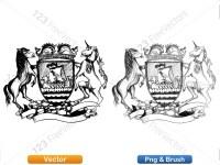 5012012-hand-drawn-sketch-heraldic-coat-of-arms-vector-and-brush-pack-03_p016