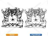5012013-hand-drawn-sketch-heraldic-coat-of-arms-vector-and-brush-pack-04_p004