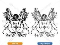 5012013-hand-drawn-sketch-heraldic-coat-of-arms-vector-and-brush-pack-04_p006