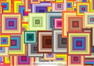 Free Vector Square Wallpaper