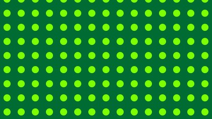 Green Geometric Circle Background Pattern Illustration