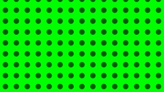 Green Seamless Circle Pattern Design