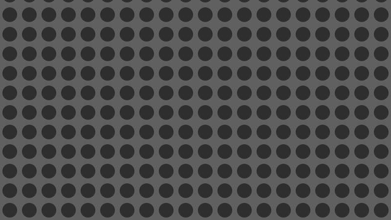 Black Geometric Circle Background Pattern