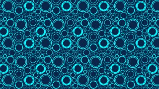 Dark Blue Circle Pattern Vector