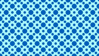 Blue Geometric Circle Pattern Background Vector Graphic