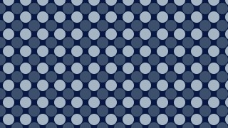 Dark Blue Circle Pattern Background Vector Illustration