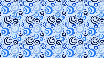 Light Blue Circle Pattern Background Vector Art