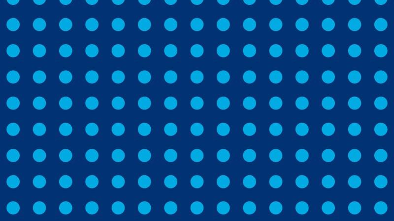 Dark Blue Geometric Circle Pattern Background Illustrator
