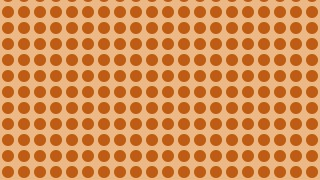 Brown Geometric Circle Pattern Image