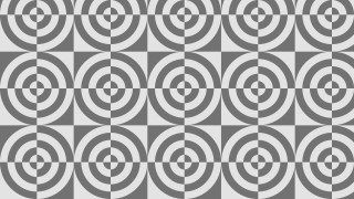 Grey Quarter Circles Pattern Illustrator