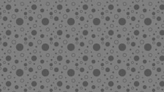 Grey Circle Pattern Graphic