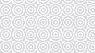 Light Grey Concentric Circles Pattern Background Vector Art