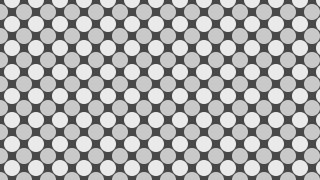 Grey Circle Background Pattern Graphic