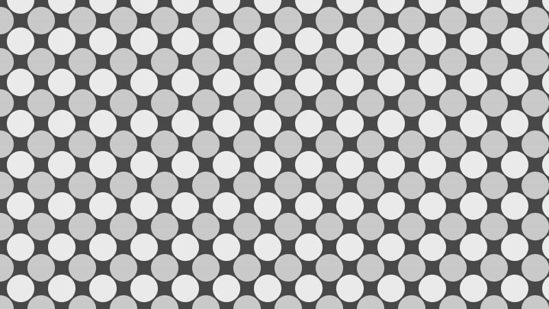 Grey Circle Background Pattern Graphic