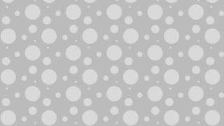 Light Grey Random Scattered Dots Pattern Vector Image