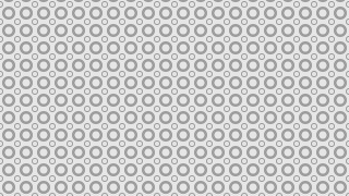 Light Grey Geometric Circle Background Pattern