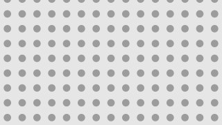 Light Grey Seamless Circle Pattern Background