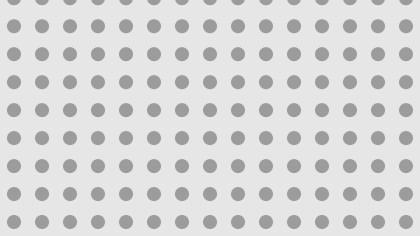 Light Grey Seamless Circle Pattern Background