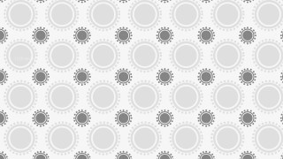 Light Grey Circle Pattern Background Vector Image