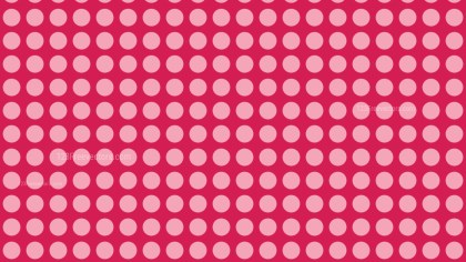 Pink Geometric Circle Background Pattern Vector Image