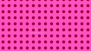 Rose Pink Geometric Circle Pattern Background Vector