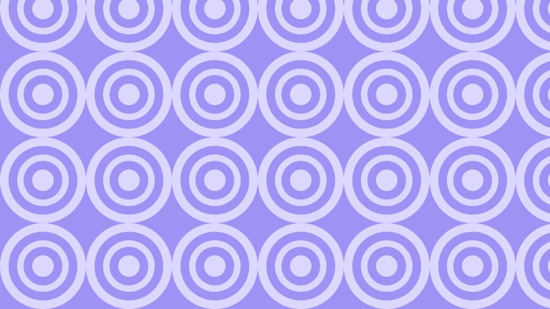 Violet Circle Pattern Background
