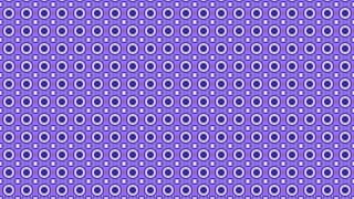 Indigo Seamless Circle Pattern Background