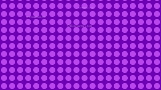 Purple Seamless Geometric Circle Pattern Background