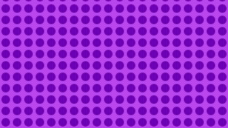 Purple Seamless Geometric Circle Background Pattern