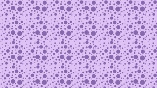 Purple Random Circles Dots Pattern Background Illustrator