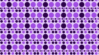 Purple Geometric Circle Pattern