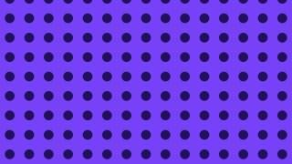 Violet Seamless Geometric Circle Background Pattern