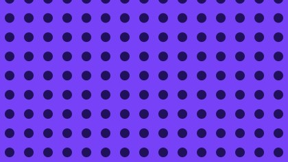 Violet Seamless Geometric Circle Background Pattern
