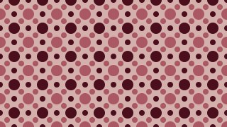 Red Circle Background Pattern Graphic