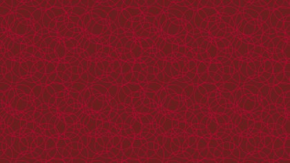 Dark Red Circle Pattern Background