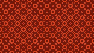Dark Red Circle Pattern Background Vector Art
