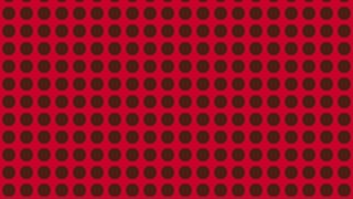 Dark Red Seamless Circle Pattern