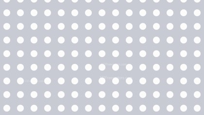 White Seamless Geometric Circle Background Pattern Vector Image