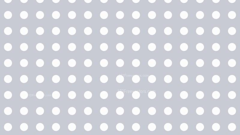 White Seamless Geometric Circle Background Pattern Vector Image
