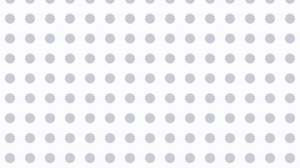 White Circle Pattern