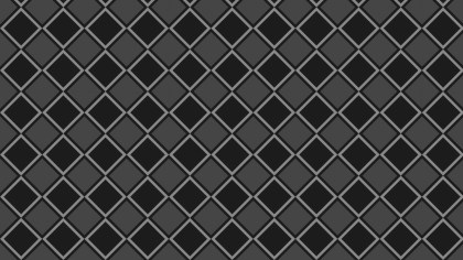 Black Geometric Square Background Pattern Vector Image